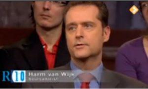 Op deze foto zie je de bedenker van de Trading Navigator Methode Ham van Wijk