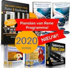 Review: Pianoles van René van René Knops