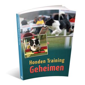 Op deze foto zie je de bonus: Honden Training Geheimen van het ebook Border Collie Geheimen