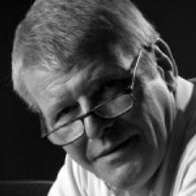 Op deze foto zie je Henk Bakker, de oprichter van de Border Collie Geheimen