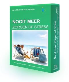 Review: e-Cursus Nooit meer Zorgen of Stress