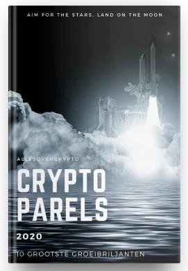 Op deze foto zie je de Crypto Portfolio, een product wat je krijgt bij deze training.