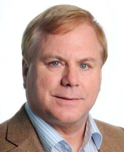 Op deze foto zie je Joost van der Laan, oprichter van Winstgevend beleggen met de Iron Condor Methode