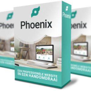 Op deze foto zie je de software Phoenix van IMU
