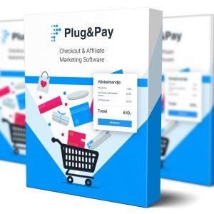 Op deze foto zie je de software Plug&Pay van IMU