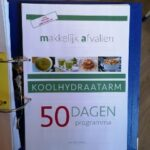 Review: Koolhydraatarm 50 dagen programma van Niels Bosman