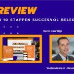In 10 Stappen Succesvol Beleggen Review (boek + Cursus) van Harm van Wijk (2021)