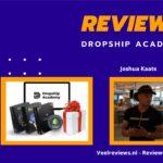 Dropship Academy 3.0 review van Joshua Kaats. Mijn ervaringen + Kortingscode (2021)