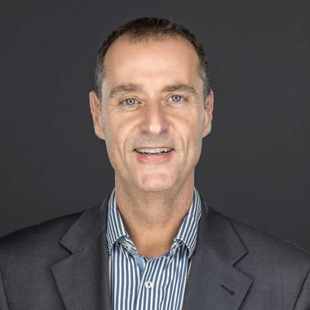 Op deze foto zie je Harm van Wijk, 1 van de oprichters van de cursus x10 met crypto