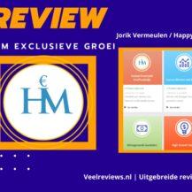 HIM Exclusieve groei Review van Happy Investors Mindset + Ervaringen (2021)